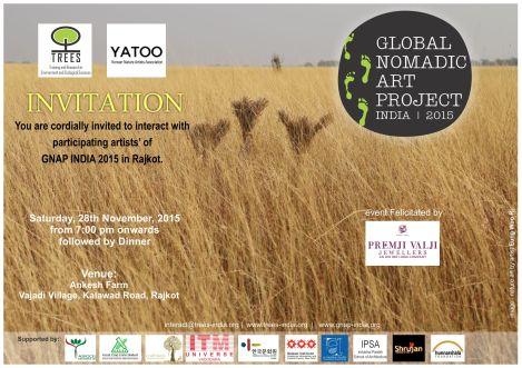 Invitation GNAP India Rajkot
